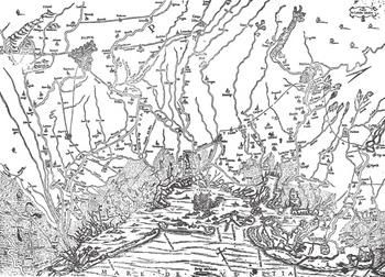 ベネティアの地図1300年代.jpg